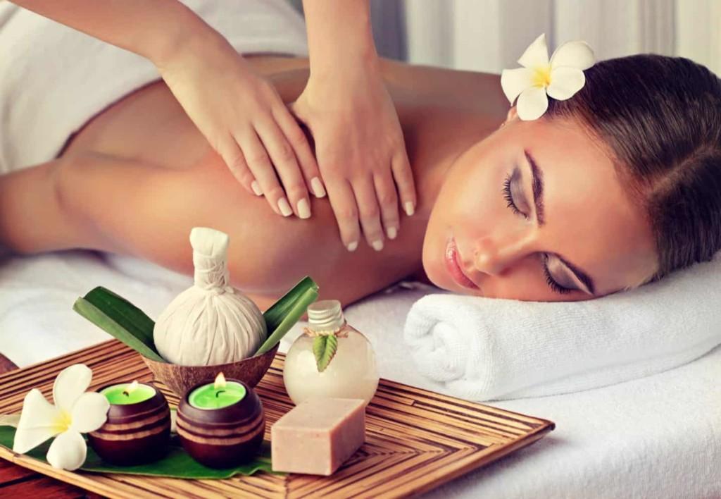 Wellness Treatment at Manarra Seaview Resort
